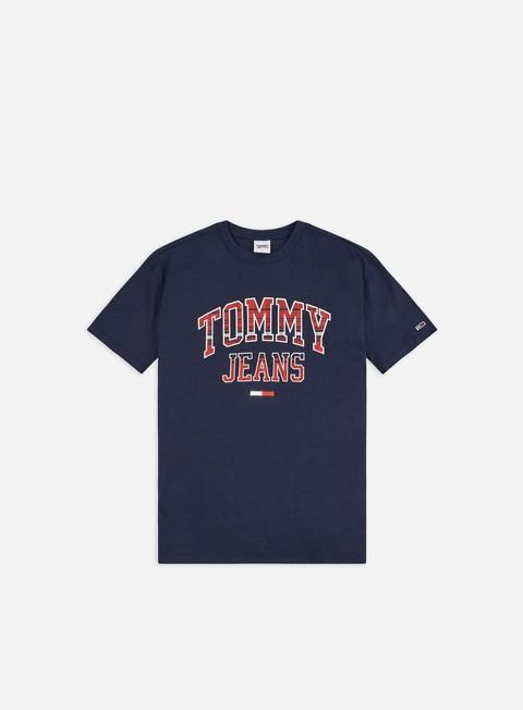 Tommy Hilfiger TJ Plaid Collegiate T-shirt