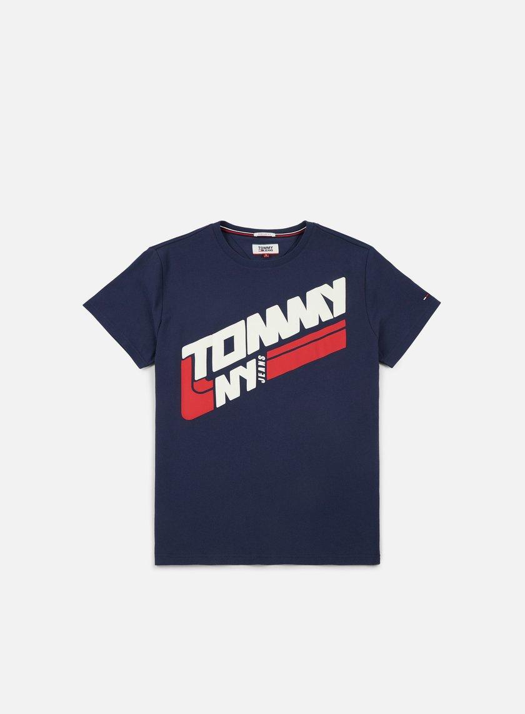 Tommy Hilfiger TJ Retro Block T-shirt
