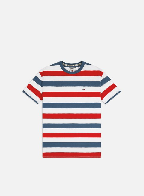 T-shirt a Manica Corta Tommy Hilfiger TJ Seasonal Stripe T-shirt