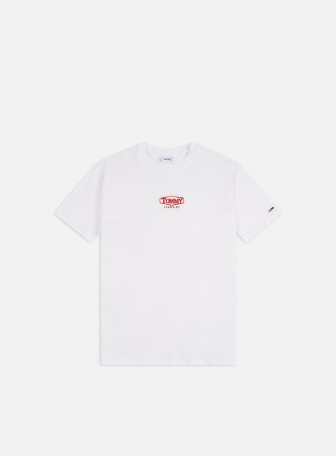 Logo T-shirts Tommy Hilfiger TJ Small Chest Graphic T-shirt