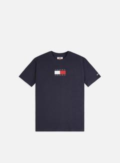 Tommy Hilfiger - TJ Small Flag T-shirt, Twilight Navy