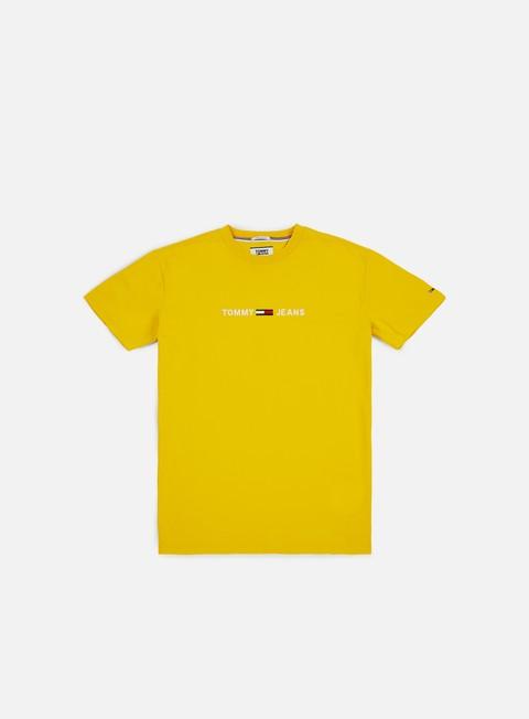 T-shirt a Manica Corta Tommy Hilfiger TJ Small Text T-shirt