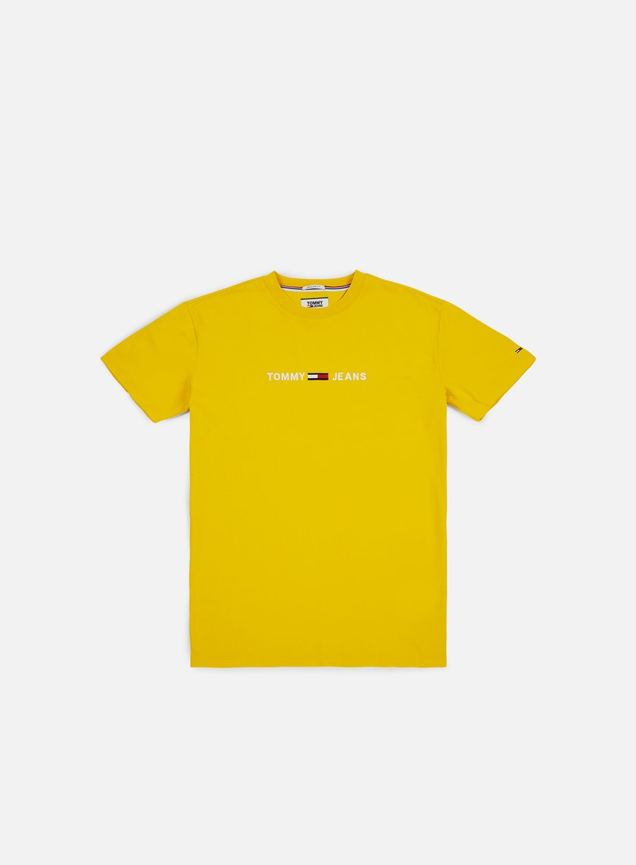 99e412fb38f915 TOMMY HILFIGER TJ Small Text T-shirt € 39 Short Sleeve T-shirts ...