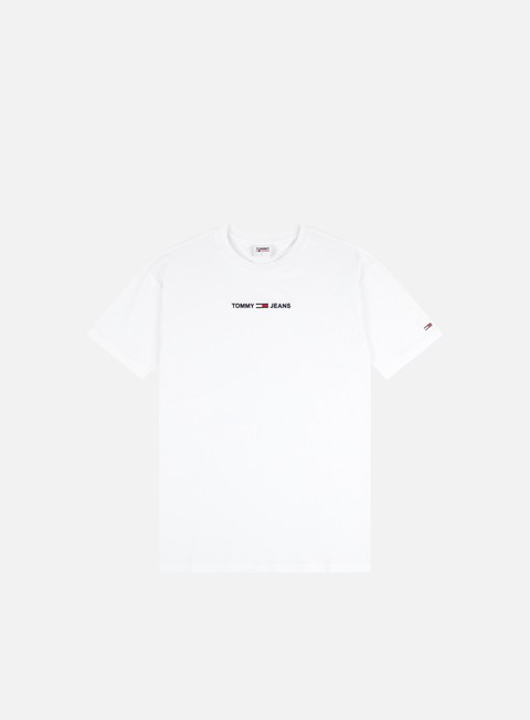 Tommy Hilfiger TJ Small Text T-shirt