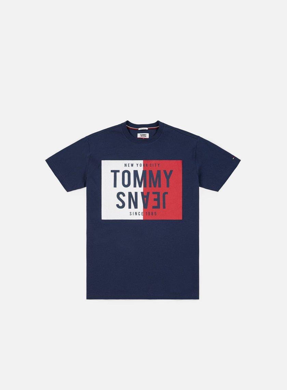 Tommy Hilfiger TJ Split Box T-shirt
