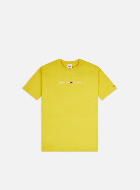 Short Sleeve T-shirts Tommy Hilfiger TJ Straight Logo T-shirt