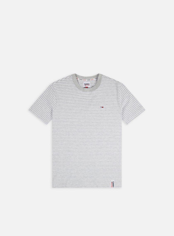 Tommy Hilfiger TJ Stripe Tab T-shirt