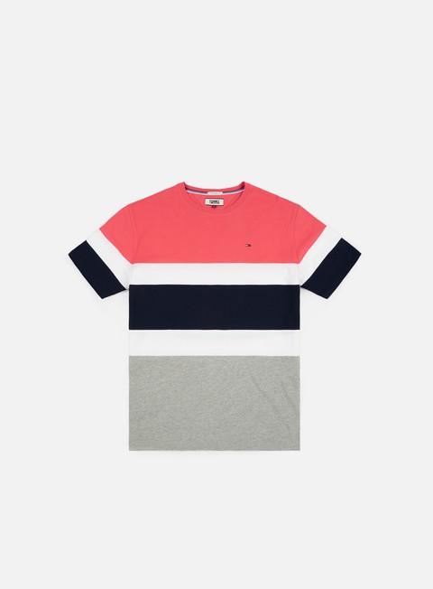 Short Sleeve T-shirts Tommy Hilfiger TJ Summer Block T-shirt
