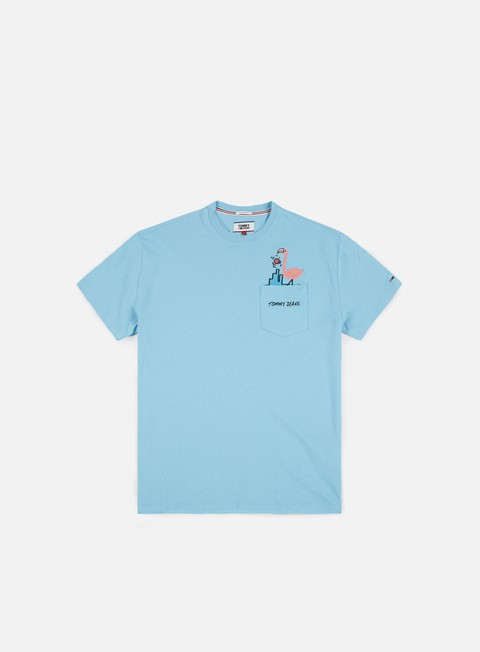 Tommy Hilfiger TJ Summer Pocket Detail T-shirt