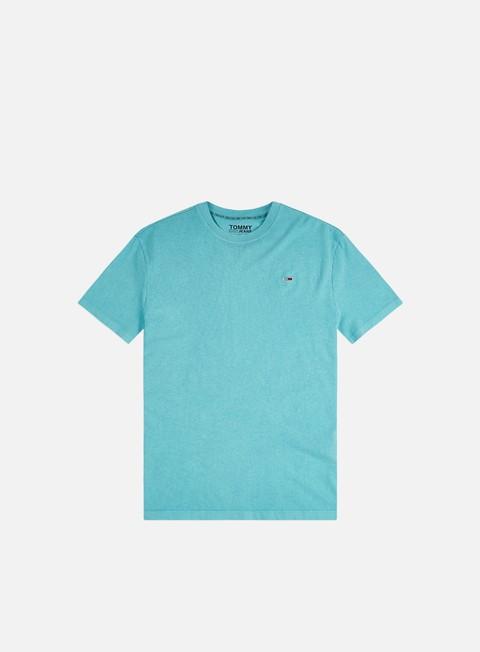 Short Sleeve T-shirts Tommy Hilfiger TJ Sunfaded Wash T-shirt