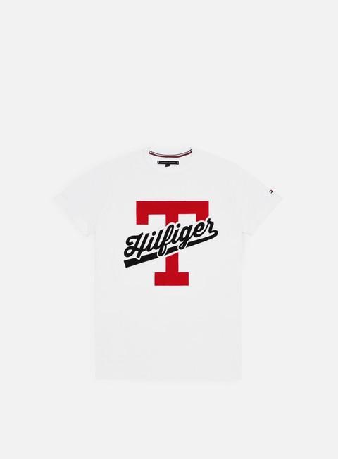 Outlet e Saldi T-shirt a Manica Corta Tommy Hilfiger TJ T-script Logo T-shirt