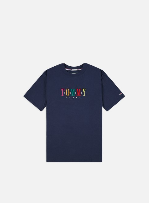 Sale Outlet Short Sleeve T-shirts Tommy Hilfiger TJ Tommy 85 T-shirt
