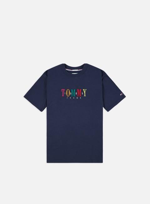 T-shirt a Manica Corta Tommy Hilfiger TJ Tommy 85 T-shirt