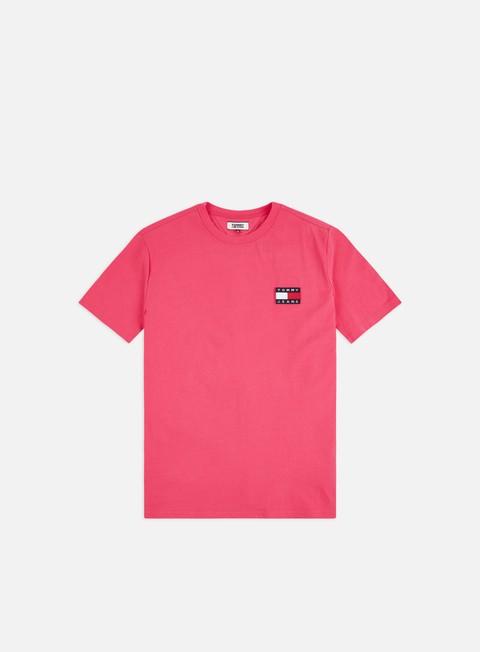T-shirt a Manica Corta Tommy Hilfiger TJ Tommy Badge T-shirt