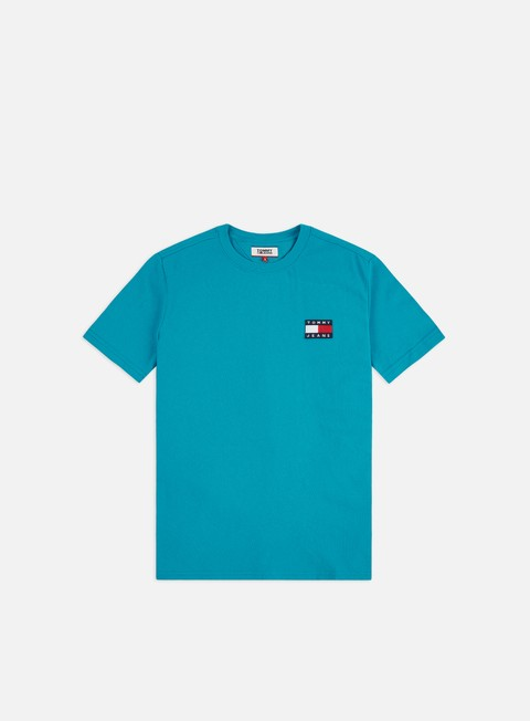 Short Sleeve T-shirts Tommy Hilfiger TJ Tommy Badge T-shirt