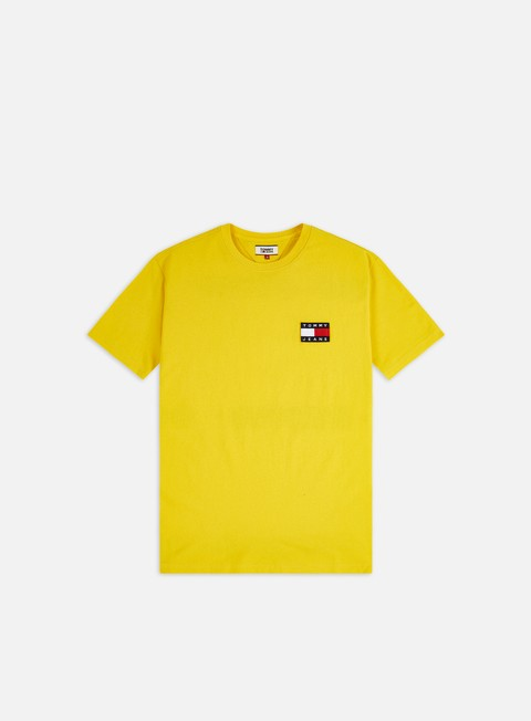 Short Sleeve T-shirts Tommy Hilfiger TJ Tommy Badge T-shirt