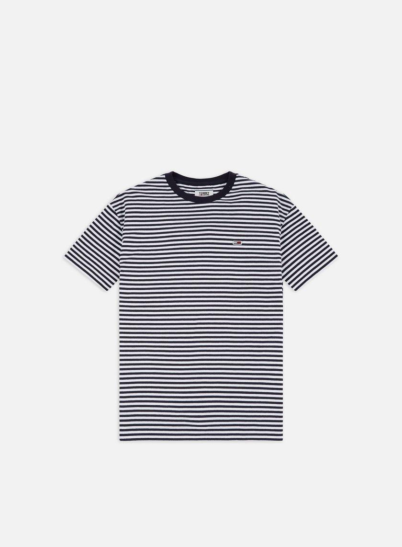51fa12cf TOMMY HILFIGER TJ Tommy Classics Stripe T-shirt € 35 Short Sleeve T ...