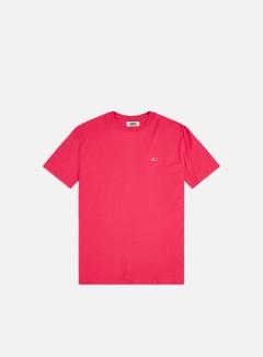 Tommy Hilfiger - TJ Tommy Classics T-shirt, Bright Cerise Pink