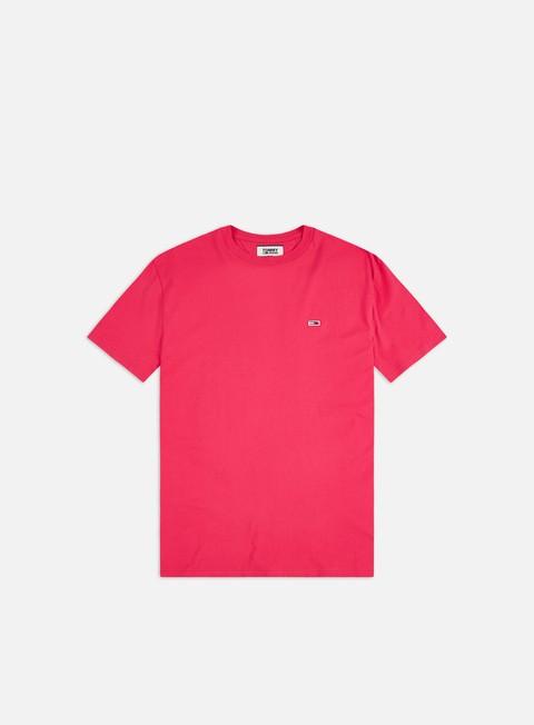 Short Sleeve T-shirts Tommy Hilfiger TJ Tommy Classics T-shirt