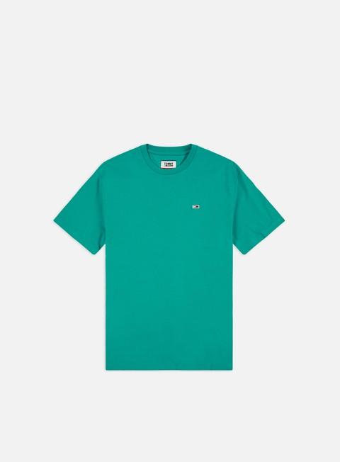 Outlet e Saldi T-shirt a Manica Corta Tommy Hilfiger TJ Tommy Classics T-shirt