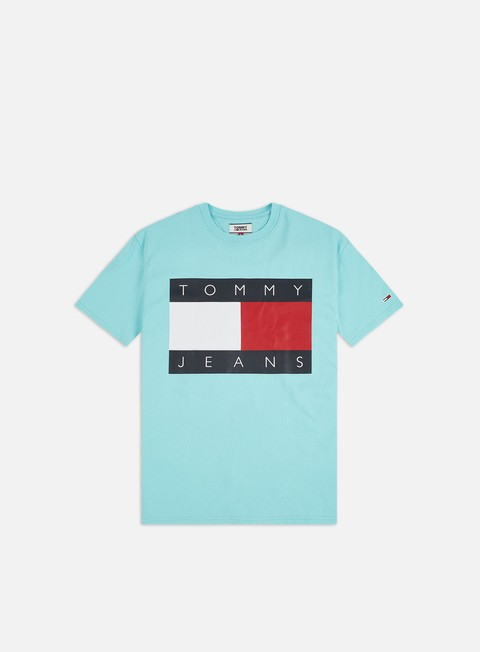 Short Sleeve T-shirts Tommy Hilfiger TJ Tommy Flag T-shirt
