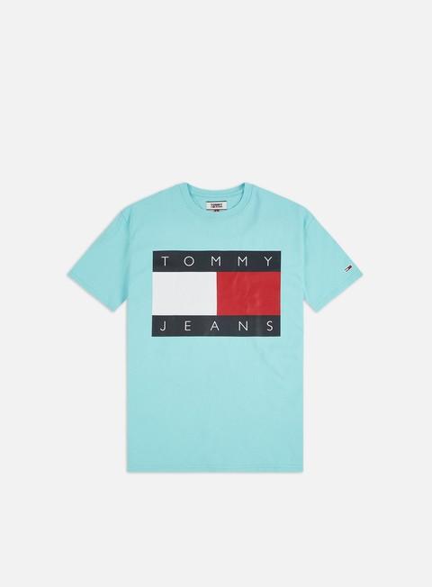 Short Sleeve T-shirts Tommy Hilfiger TJ Tommy Flag T-shirt