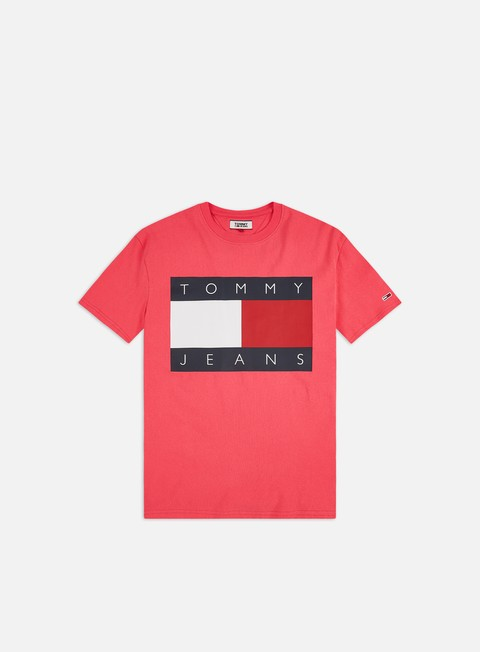 T-shirt a Manica Corta Tommy Hilfiger TJ Tommy Flag T-shirt