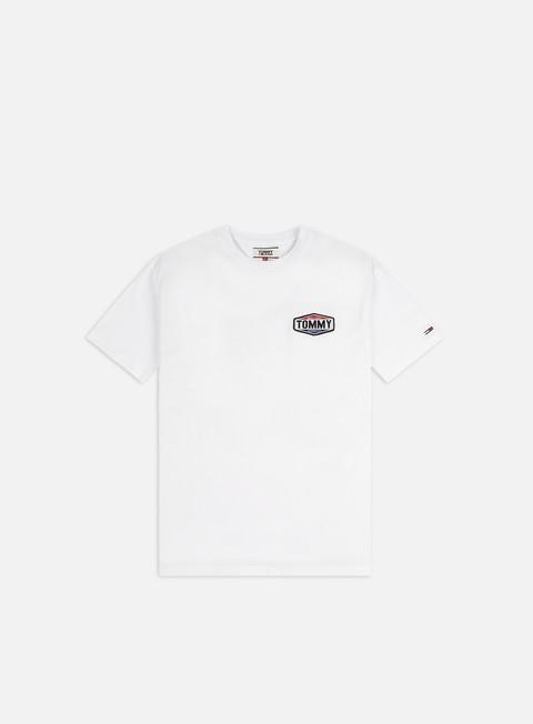 Short Sleeve T-shirts Tommy Hilfiger TJ Tommy Patch Logo T-shirt
