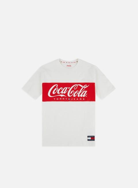 Sale Outlet Logo T-shirts Tommy Hilfiger TJ Tommy x Coca Cola T-shirt