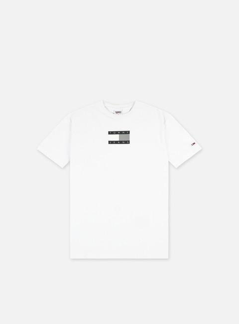 Outlet e Saldi T-shirt a manica corta Tommy Hilfiger TJ Tonal Flag T-shirt
