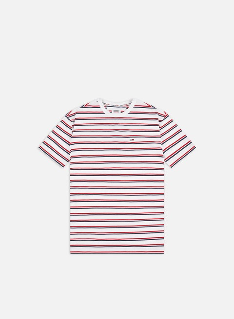 Tommy Hilfiger TJ Two Tone Stripe T-shirt