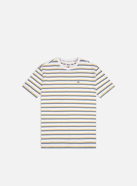 Tommy Hilfiger TJ Two Tone Stripe T-shirt