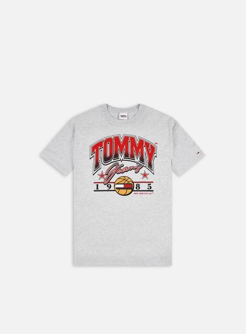 Short Sleeve T-shirts Tommy Hilfiger TJ Varsity Basketball Graphic T-shirt