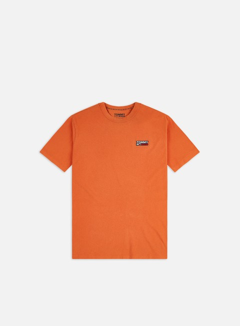 Short Sleeve T-shirts Tommy Hilfiger TJ Washed Logo T-shirt