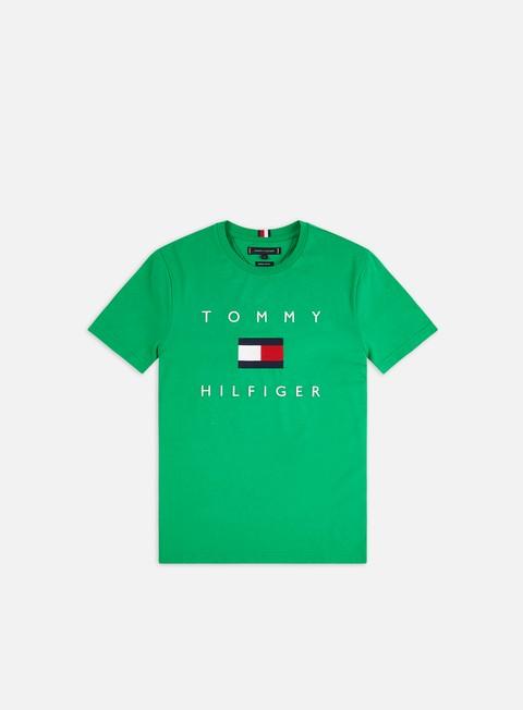 T-shirt a Manica Corta Tommy Hilfiger Tommy Flag Hilfiger T-shirt