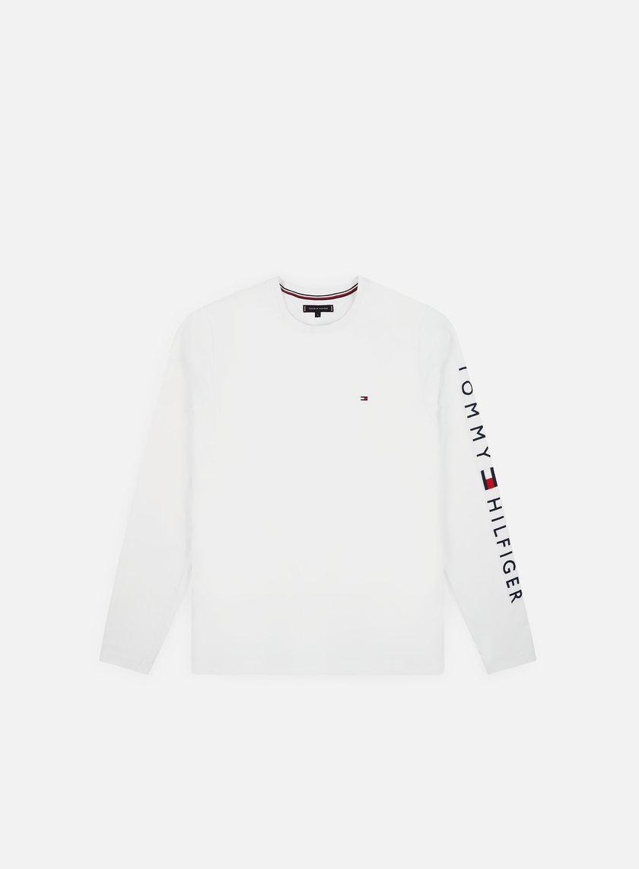 84e77c074b3b TOMMY HILFIGER Tommy Logo LS T-shirt € 49 Long Sleeve T-shirts ...