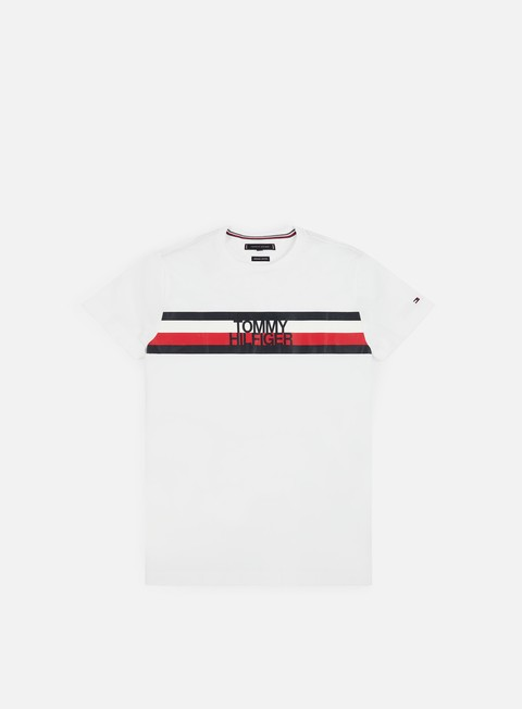 Short Sleeve T-shirts Tommy Hilfiger Tommy Logo T-shirt