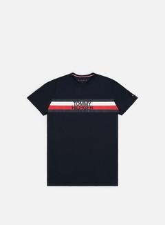 Tommy Hilfiger - Tommy Logo T-shirt, Sky Captain