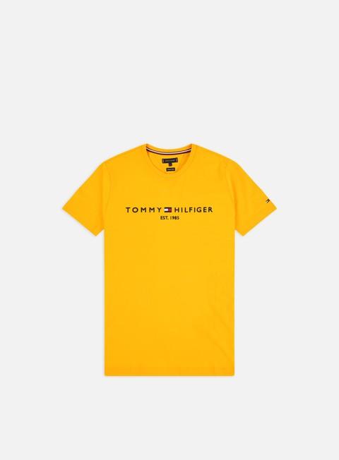 Outlet e Saldi T-shirt a Manica Corta Tommy Hilfiger Tommy Logo T-shirt