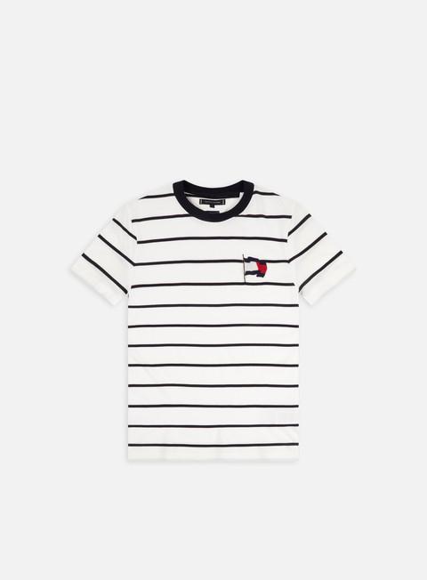 Tommy Hilfiger Wavy Flag Stripe T-shirt