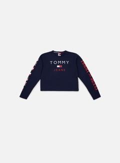 Tommy Hilfiger WMNS TJ 90s CN LS T-shirt