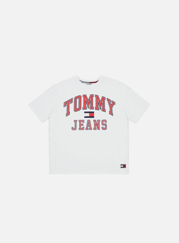2dfd18e9b5a86 TOMMY HILFIGER WMNS TJ 90s CN T-shirt € 39 Short Sleeve T-shirts ...