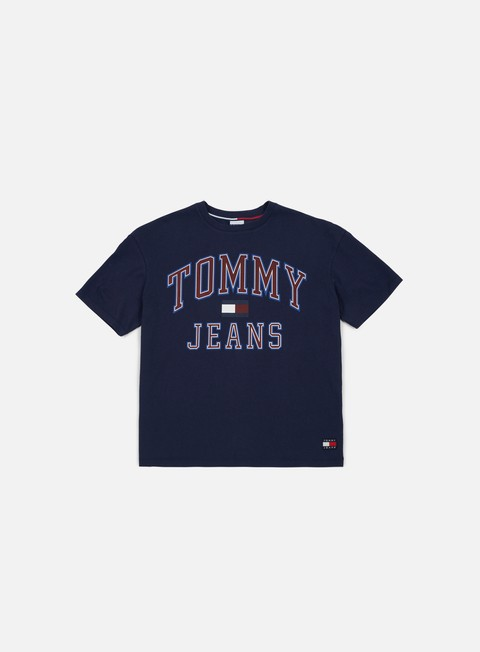 t shirt tommy hilfiger wmns tj 90s cn t shirt peacoat
