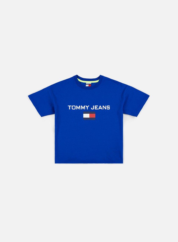 Tommy Hilfiger WMNS TJ 90s Logo T-shirt