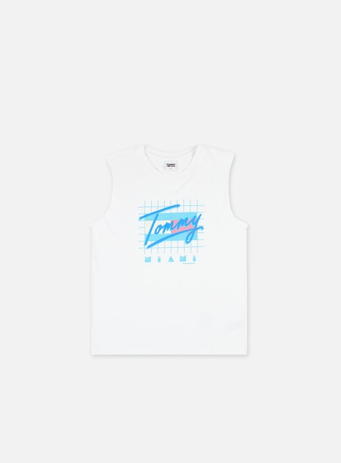Canotte Tommy Hilfiger WMNS TJ Relaxed Miami Tank Top