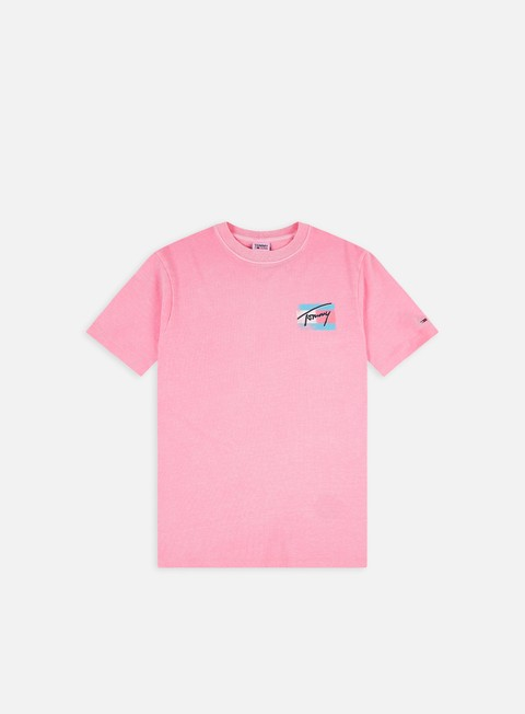 T-shirt a manica corta Tommy Hilfiger WMNS TJ Relaxed Painted Flag T-shirt