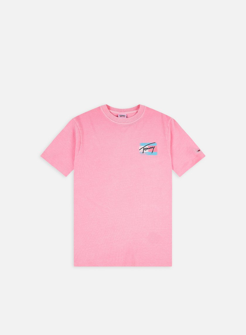 Tommy Hilfiger WMNS TJ Relaxed Painted Flag T-shirt