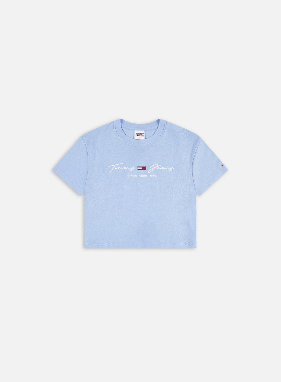 Tommy Hilfiger WMNS TJ Rib Baby T-shirt