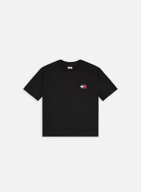 Short Sleeve T-shirts Tommy Hilfiger WMNS TJ Tommy Badge T-shirt