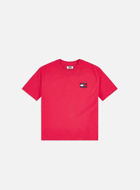 Logo T-shirts Tommy Hilfiger WMNS TJ Tommy Badge T-shirt
